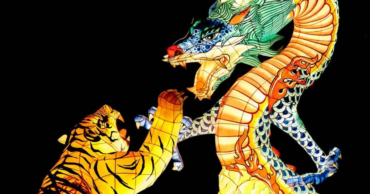 Dragon Tiger: Permainan Kasino Langsung Populer